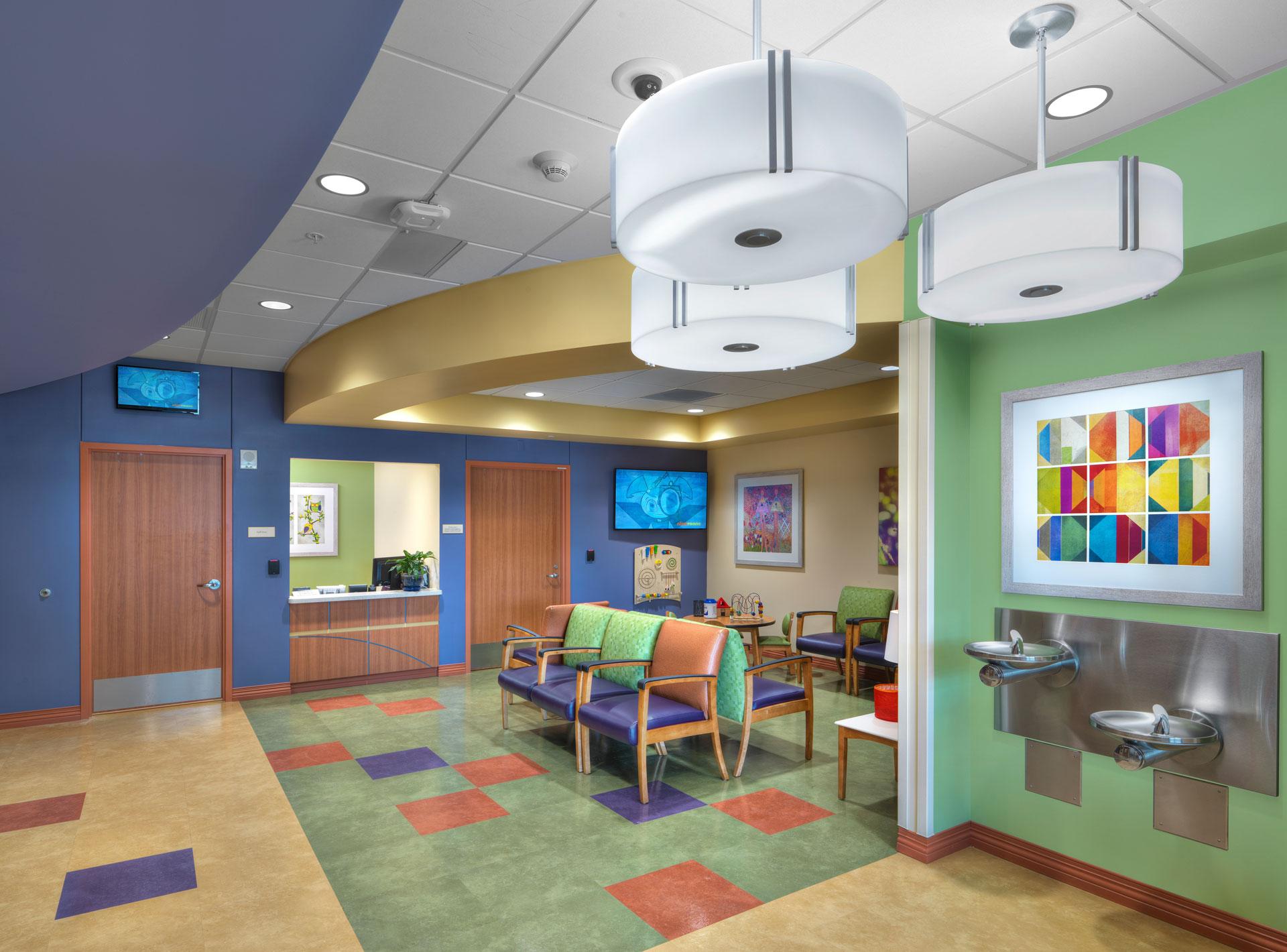 Skyridge Medical Center Pediatric Emergency Department