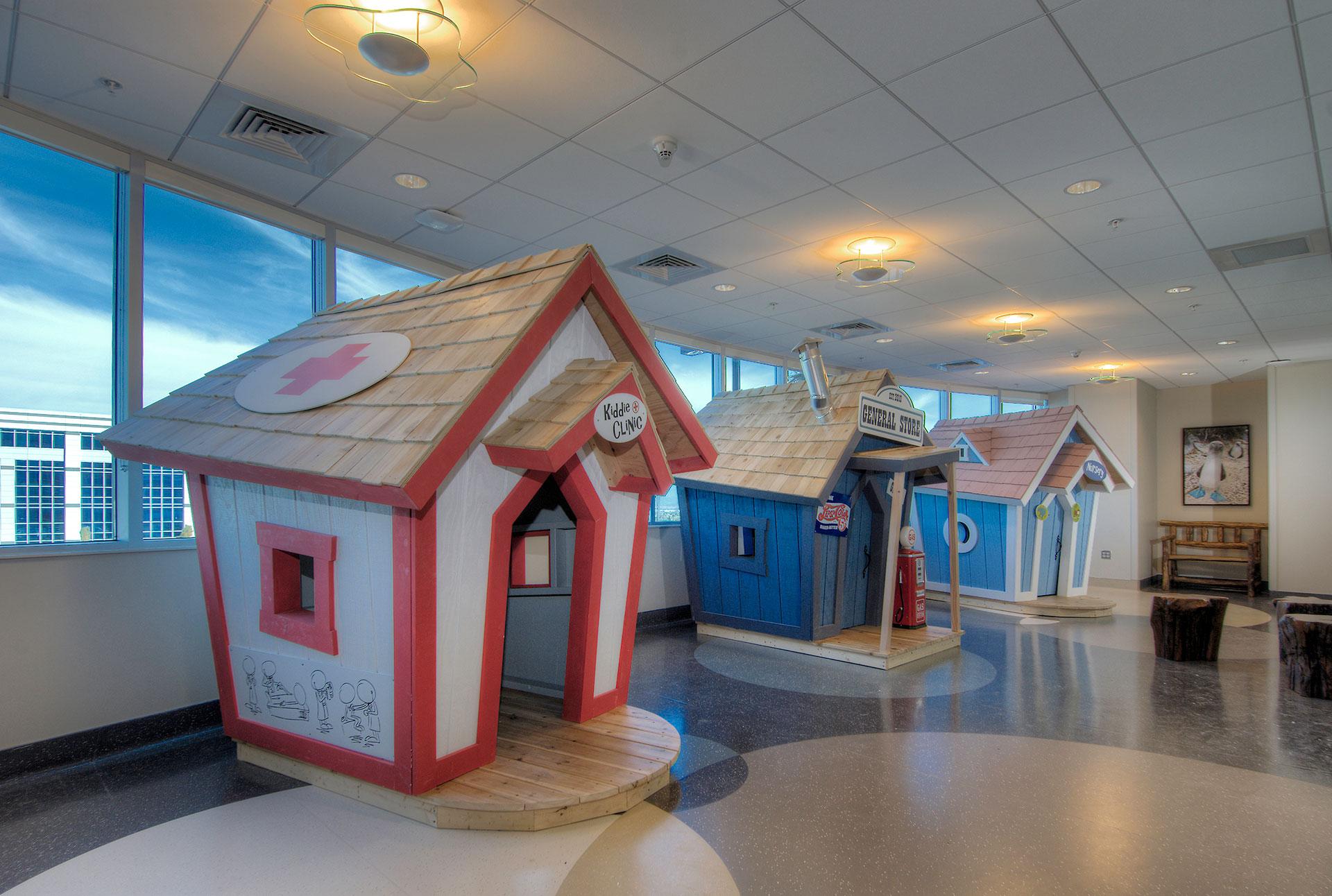 Loma Linda University Medical Center Inner Design Studio